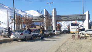مرز ایران و ترکیه - مرز سرو